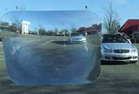 Rear View Reversing Parking Lens